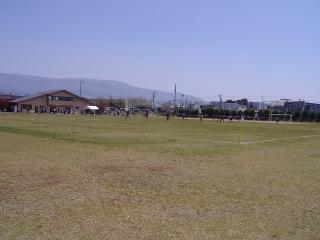 松本市サッカー競技場
