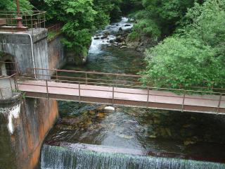 烏川渓谷緑地 旧清流橋