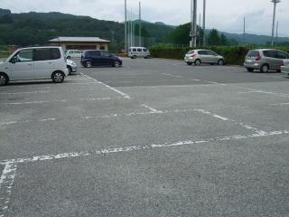 あやめ公園 駐車場
