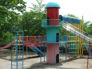 龍門渕公園の遊具
