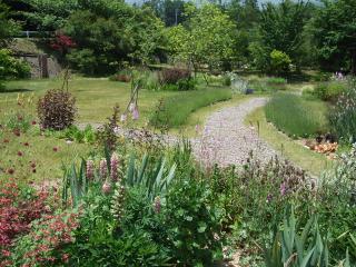 安曇野ワイナリー ガーデン