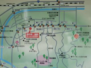 池田町 地図