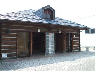 道の駅池田 トイレ