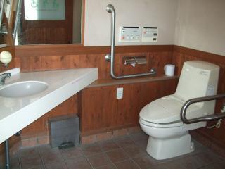 南部公園誰でも利用可トイレ