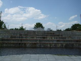 南部公園噴水3