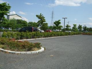南部公園駐車場