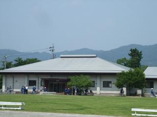 豊科武道館