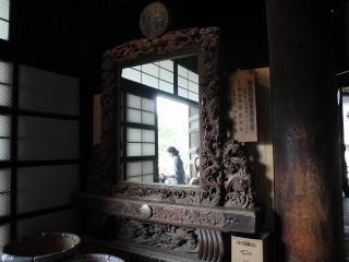善光寺 鏡