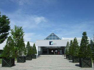 安曇野アートヒルズミュージアム 外観