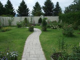 エミール・ガレの庭