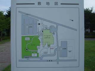 アートヒルズ 敷地図
