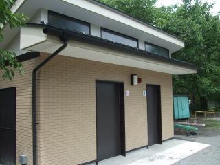 タコ公園 トイレ