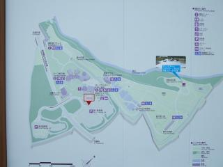 あづみの公園堀金 マップ