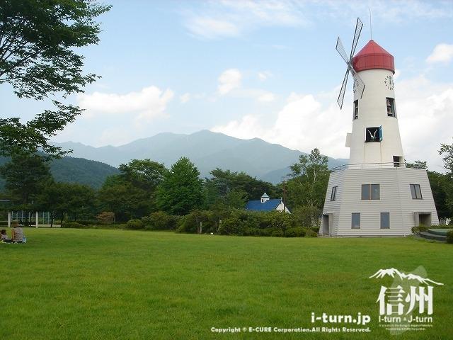 つつじが有名、ピクニックに|鳩吹公園|長野県伊那市横山