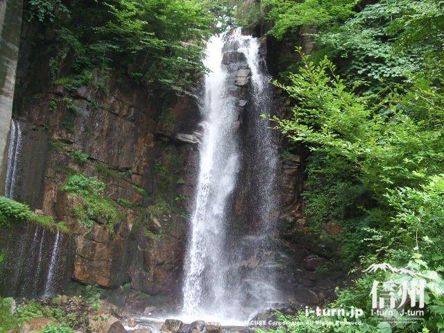 小野の滝|上松町