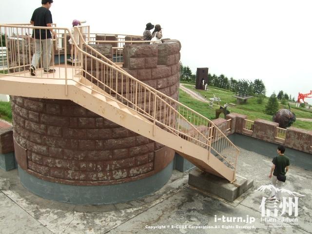 ビーナスの城 屋上