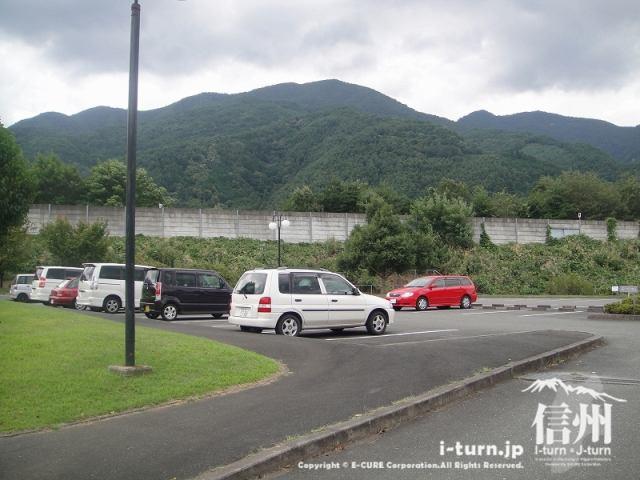 宮田村ふれあい広場 駐車場