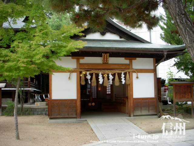 恵比寿神社の全景