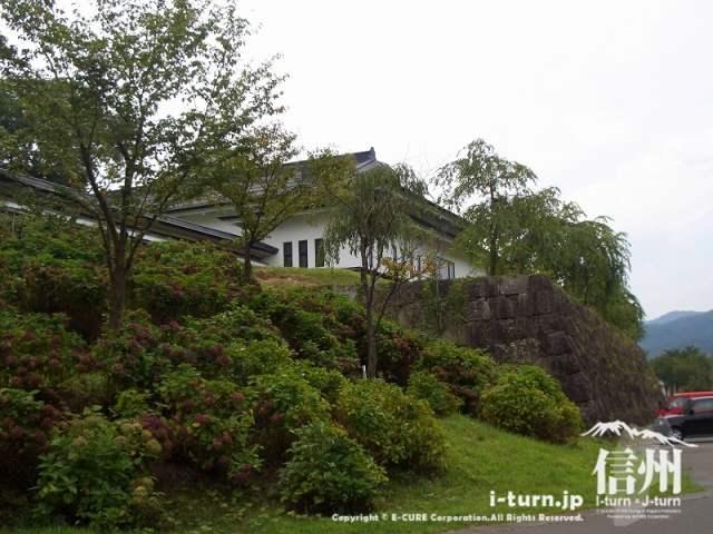 飯山城跡公園|静かで落ち着いた城跡|飯山市