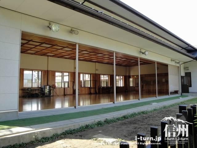 長野運動公園弓道場