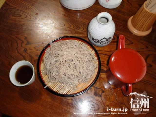 薬味なしで甘みがすごい|とみくら食堂|飯山市富倉