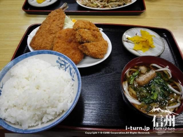 さくら食堂|量と味のバランス良|松本市