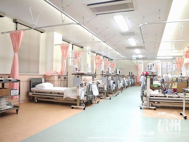 藤森病院 透析センターの全風景