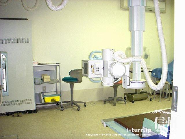 藤森病院 X線ルーム