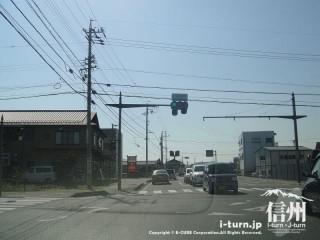竜東橋北信号