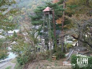 旧国鉄篠ノ井線廃線敷 昔のままの雰囲気