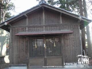 倉庫のような建物です
