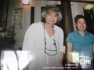小澤征爾の写真