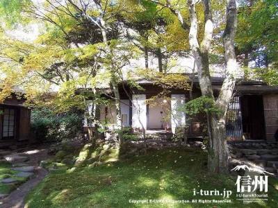 犀星の径・室生犀星記念館 旧居と庭内Ⅱ