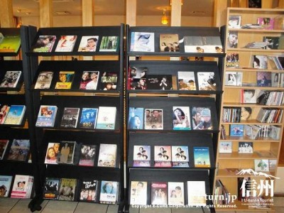 DVDとCD