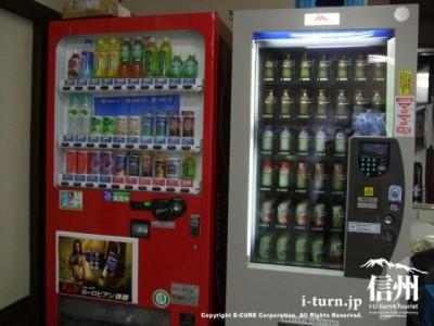 自動販売機2台