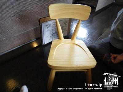 小上がりも子供椅子があります