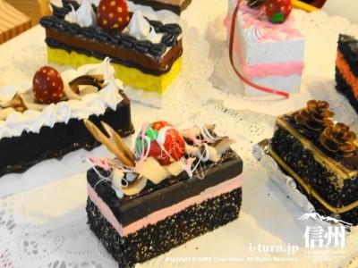 森のケーキ屋さん