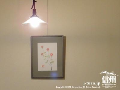 絵画と照明