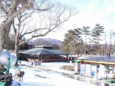 コテージ(冬)