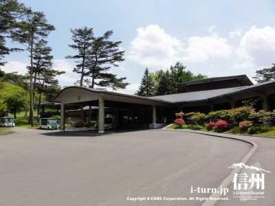 プリンスホテル(初夏)