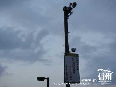 駐車場カメラ