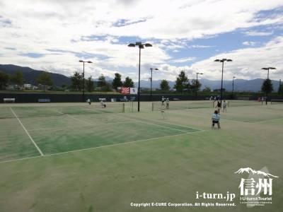 南長野運動公園テニスコート