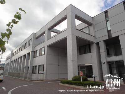 篠ノ井総合病院西棟外観