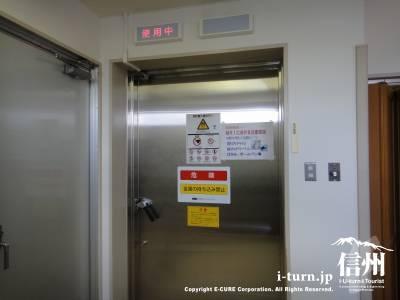 MRIの扉は重厚ですね