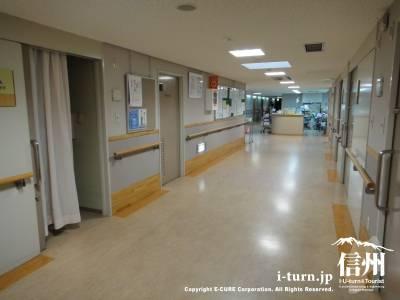 西棟3階病棟