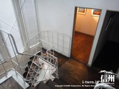 ギャラリー2階
