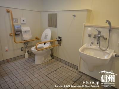 身障者用トイレ