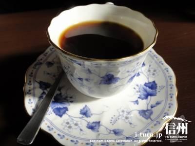 和かふぇびいんずのコーヒーパナマ