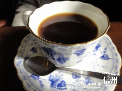 和かふぇびいんずのコーヒーブラジル