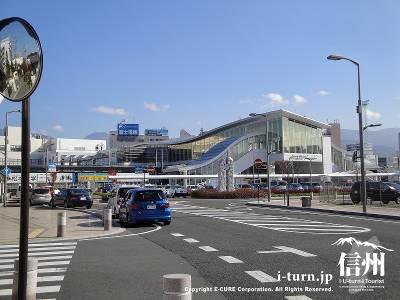 松本駅アルプス口